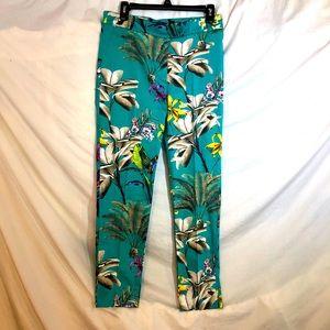 Insight NWT Bahama print Pant With Pockets Size 4